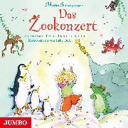 Cover-Bild zu Simsa, Marko: Das Zookonzert (Audio Download)