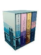 Cover-Bild zu Neapolitanische Saga (4 Bände) von Ferrante, Elena