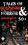 Cover-Bild zu Chambers, Robert W.: 50+ Tales of Suspense and Horror (Illustrated) (eBook)