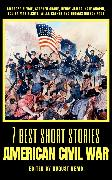Cover-Bild zu Crane, Stephen: 7 best short stories - American Civil War (eBook)