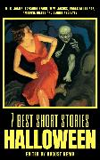 Cover-Bild zu Poe, Edgar Allan: 7 best short stories - Halloween (eBook)