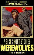 Cover-Bild zu Dumas, Alexandre: 7 best short stories - Werewolves (eBook)