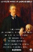 Cover-Bild zu Bierce, Ambrose: Complete Works of Ambrose Bierce. Illustrated (eBook)