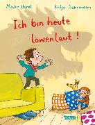 Cover-Bild zu Harel, Maike: Ich bin heute löwenlaut!