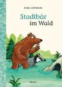Cover-Bild zu Gehrmann, Katja: Stadtbär im Wald