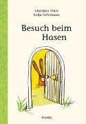 Cover-Bild zu Oster, Christian: Besuch beim Hasen