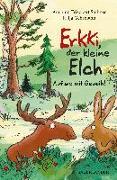 Cover-Bild zu Stohner, Friedbert: Erkki, der kleine Elch - Auf sie mit Geweih!