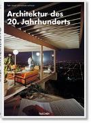 Cover-Bild zu Architektur des 20. Jahrhunderts von Gössel, Peter