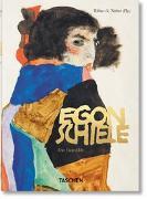Cover-Bild zu Egon Schiele. Die Gemälde - 40th Anniversary Edition von Natter, Tobias G. (Hrsg.)