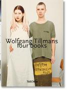 Cover-Bild zu Wolfgang Tillmans. four books - 40th Anniversary Edition von Tillmans, Wolfgang (Fotogr.)