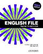 Cover-Bild zu English File: Beginner. Student's Book von Oxenden, Clive