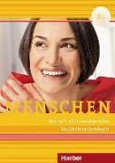 Cover-Bild zu Menschen B1. Vokabeltaschenbuch von Niebisch, Daniela