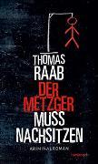 Cover-Bild zu Der Metzger muss nachsitzen von Raab, Thomas