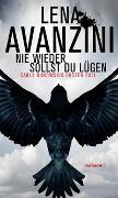 Cover-Bild zu Nie wieder sollst du lügen von Avanzini, Lena