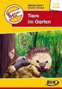 Cover-Bild zu Themenheft Tiere im Garten 1./2. Klasse von Scheid, Stefanie