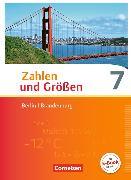 Cover-Bild zu Zahlen und Grössen 7. Schuljahr. Kernlehrpläne Gesamtschule. Schülerbuch. BB,BE von Berkemeier, Helga