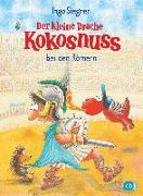 Cover-Bild zu Der kleine Drache Kokosnuss bei den Römern von Siegner, Ingo