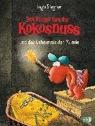 Cover-Bild zu Der kleine Drache Kokosnuss und das Geheimnis der Mumie (eBook) von Siegner, Ingo