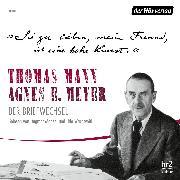 """Cover-Bild zu """"Sie zu lieben, mein Freund, ist eine hohe Kunst."""" (Audio Download) von Mann, Thomas"""