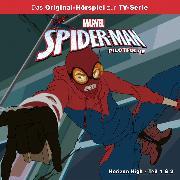 Cover-Bild zu Marvel / Spider-Man - Pilotfolge: Horizon High - Teil 1 +2 (Audio Download) von Bingenheimer, Gabriele