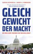 Cover-Bild zu Gleichgewicht der Macht (eBook) von Acemoglu, Daron