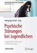 Cover-Bild zu Psychische Störungen bei Jugendlichen (eBook) von Lenhard, Wolfgang (Hrsg.)
