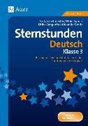 Cover-Bild zu Sternstunden Deutsch - Klasse 3 von Benda, Alexander