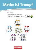 Cover-Bild zu Mathe ist Trumpf, Guter Mathematikunterricht, Materialien zum kompetenzorientierten Mathematikunterricht aus dem Projekt PIKAS, Kommentarband von Akinwunmi, Kathrin
