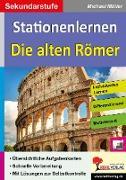 Cover-Bild zu Kohls Stationenlernen Die alten Römer