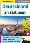 Cover-Bild zu Deutschland an Stationen / Grundschule von Eisenberg, Claudia
