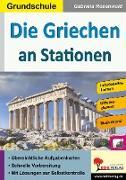 Cover-Bild zu Die Griechen an Stationen