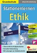 Cover-Bild zu Stationenlernen Ethik / Grundschule (eBook) von Brandenburg, Birgit