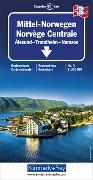 Cover-Bild zu Mittel-Norwegen. 1:335'000 von Hallwag Kümmerly+Frey AG (Hrsg.)