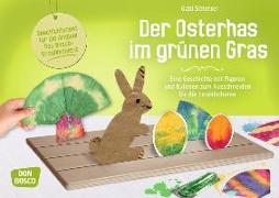 Cover-Bild zu Der Osterhas im grünen Gras von Scherzer, Gabi