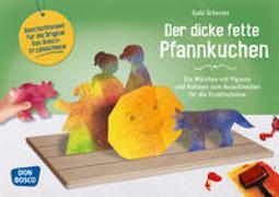 Cover-Bild zu Der dicke fette Pfannkuchen von Scherzer, Gabi
