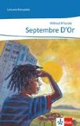 Cover-Bild zu Septembre d'or von N'Sondé, Wilfried