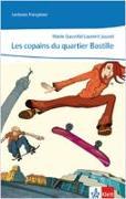 Cover-Bild zu Cours intensif. Französisch als 3. Fremdsprache. Les copains du quartier Bastille