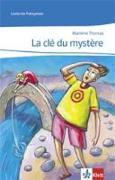 Cover-Bild zu La clé du mystère. Lecture graduée von Thomas, Marlène