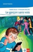Cover-Bild zu Le garçon sans voix von Darras, Isabelle