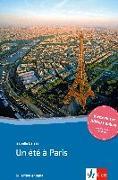 Cover-Bild zu Un été à Paris von Darras, Isabelle