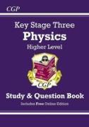 Cover-Bild zu KS3 Physics Study & Question Book - Higher von CGP Books