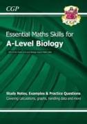 Cover-Bild zu A-Level Biology: Essential Maths Skills von CGP Books