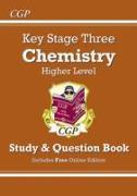 Cover-Bild zu KS3 Chemistry Study & Question Book - Higher von CGP Books
