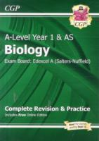 Cover-Bild zu A-Level Biology: Edexcel A Year 1 & AS Complete Revision & Practice with Online Edition von CGP Books