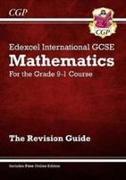 Cover-Bild zu Edexcel International GCSE Maths Revision Guide - for the Grade 9-1 Course (with Online Edition) von Richard, Parsons,