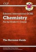 Cover-Bild zu Grade 9-1 Edexcel International GCSE Chemistry: Revision Guide with Online Edition von CGP Books