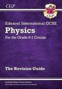 Cover-Bild zu Grade 9-1 Edexcel International GCSE Physics: Revision Guide with Online Edition von CGP Books