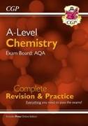Cover-Bild zu A-Level Chemistry: AQA Year 1 & 2 Complete Revision & Practice with Online Edition von CGP Books