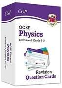 Cover-Bild zu 9-1 GCSE Physics Edexcel Revision Question Cards von Books, CGP