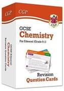 Cover-Bild zu 9-1 GCSE Chemistry Edexcel Revision Question Cards von Books, CGP